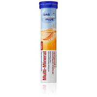 Витамины DM Das gesunde Plus Multi-Mineral шипучие таблетки 20шт