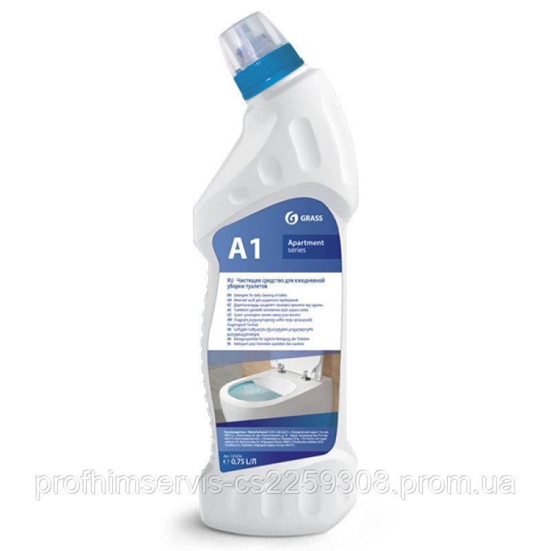 Grass А1 Моющее средство для ежедневной уборки туалетов.