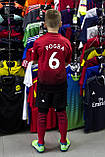 Футбольная форма для детей и подростков ФК Манчестер Юнайтед сезон 2018-2019г, фото 4