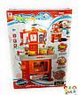 Детская игровая кухня 661-91 со световыми и звуковыми эффектами, размер 42-23-62,5 cм., фото 6