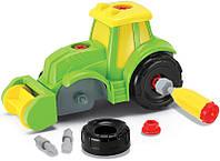 Конструктор Keenway Трактор Строй и играй (K11939)