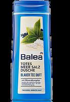 Гель для душа с морской солью синий чай Balea totes Meer Salz Dusche