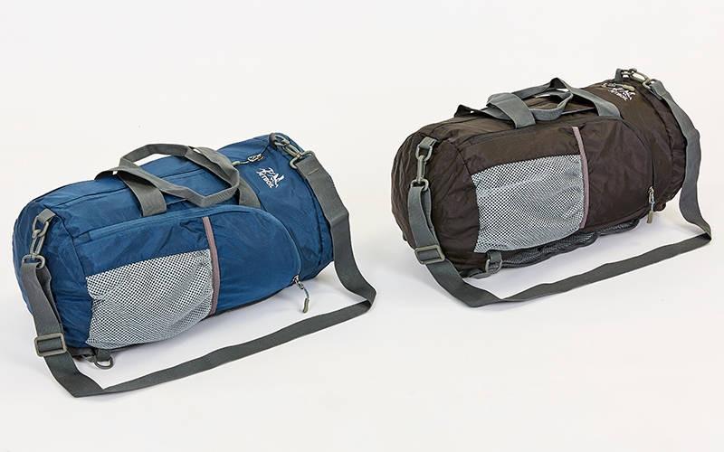Сумка -рюкзак многофункциональная GA-2107 (полиэстр, 23х43х24см, черный)