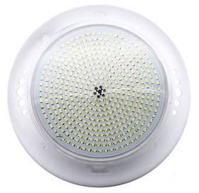 Накладной LED прожектор Bridge W2002V–S441WHT (белый) / 30 Вт / прозрачный корпус