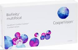 Линзы ежемесячной замены Cooper Vision Biofinity Multifocal