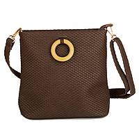 Модная женская сумочка LS 3311 coffee