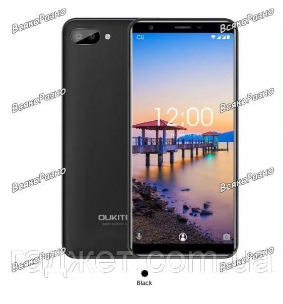 "Смартфон Oukitel C11 1/8Gb, 5.45"". 3400mAч Android 8,1 + бампер!!! Телефон"