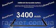 "Смартфон Oukitel C11 1/8Gb, 5.45"". 3400mAч Android 8,1 + бампер!!! Телефон, фото 2"