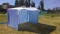 Палатка торговая ТОЛСТАЯ ТРУБА 20мм 4х3 ,Палатки агитационные,