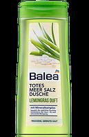 Гель для душа с морской солью лимонник Balea totes Meer Salz Dusche