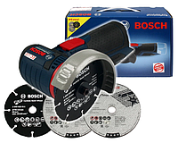 Шлифовальная машина BOSCH Professional GWS 12V-76 10,8 В / 12 В ( без батарей и без зарядного устройства), фото 1