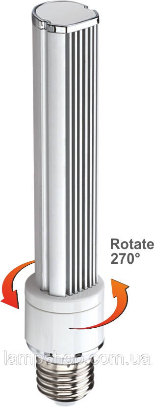 Лампа светодиодная TB-поворотная LW-24 5W E27 4000K A-LW-0099