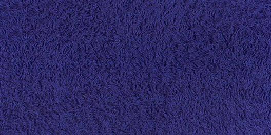 Простынь махровая 175х200 Синяя, фото 2