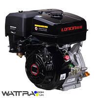⭐ Двигатель (13 л.с) бензиновый LONCIN G420FD, электро стартер, воздушное охлаждение, четырехтактный