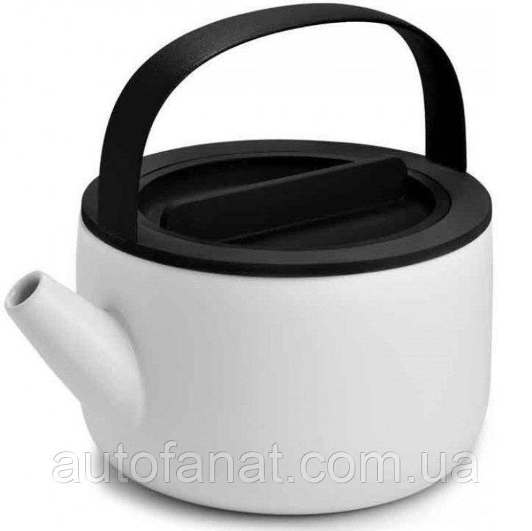 Оригинальный чайник MINI Teapot White/Black (80232445715)