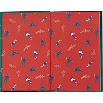 Книга записная Kite Время и Стекло VIS19-199-1 твердая обложка А6, 80 листов, клетка, фото 2