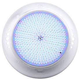 Накладной LED прожектор Bridge W2002V–S441RGB (цветной) / 30 Вт / прозрачный корпус