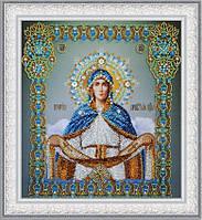 """Икона """"Покров Пресвятой Богородицы"""" (Код: P-403)"""