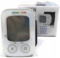 Тонометр автоматический на запястье Hoffen WBPM-9001 с искусственным интеллектом, Великобритания, фото 1