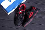 Мужские летние кроссовки сетка FILA  (реплика), фото 10