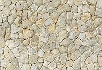 Фотообои 3D (368х254 см, плотная бумага) Каменная стена (5202WG)