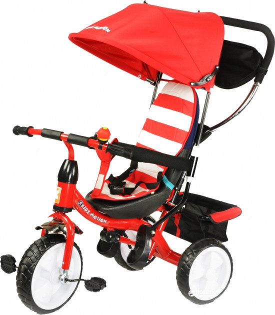 Велосипед трехколесный KidzMotion Tobi Junior Red (AS)