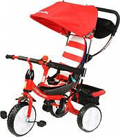 Велосипед трехколесный KidzMotion Tobi Junior Red (AS), фото 1