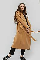Пальто Cardo Adalis Бежевый Осень, CRD1806-0201