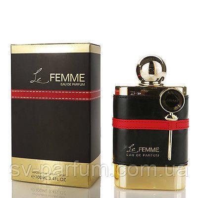 Парфюмированная вода женская Le Femme 100ml