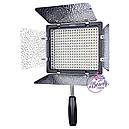 LED осветитель видеосвет Yongnuo YN300 III 3200-5500K + аккумулятор + адаптер питания, фото 4