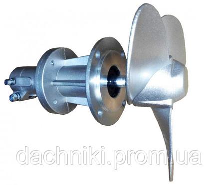 Насадка  Винт лодочный  Беларусмаш для бензокосы 26 мм 9 зубов, фото 2