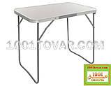 """Набір: 4 складних стільчика і туристичний складаний стіл """"Пікнік"""", фото 7"""