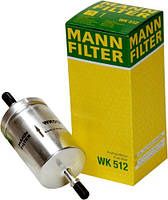 Фильтр топливный Renault Kangoo 1.2i,1.4i 97-08 Mann WK512