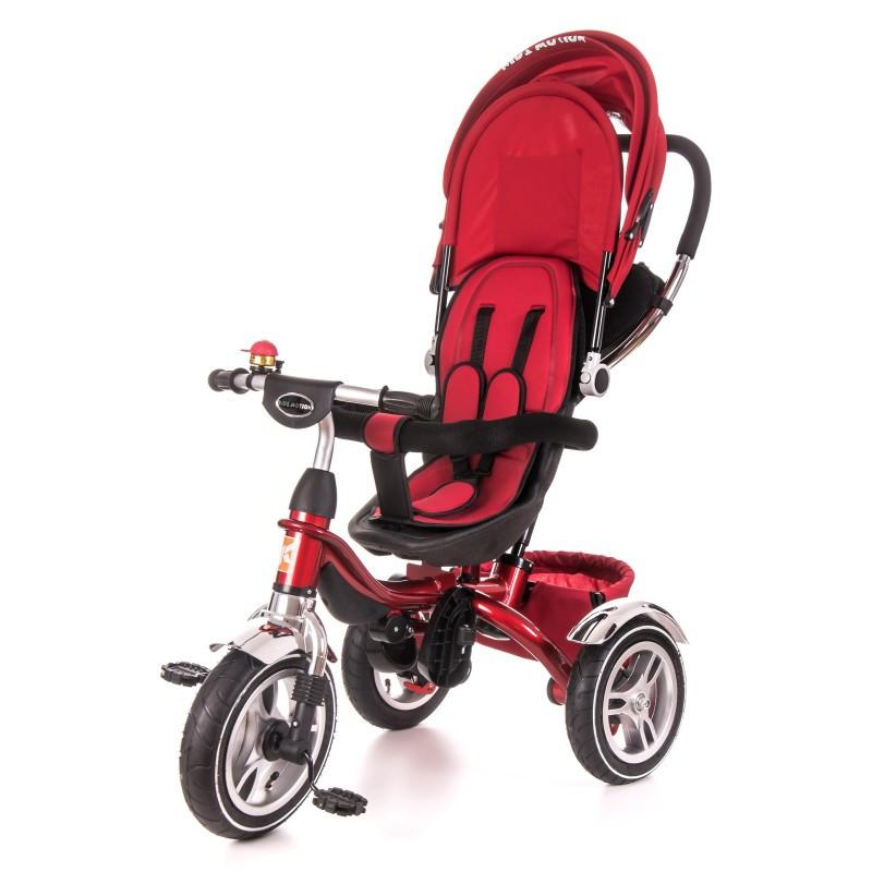 Велосипед трехколесный KidzMotion Tobi Pro Red (AS)