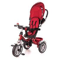 Велосипед трехколесный KidzMotion Tobi Pro Red (AS), фото 1