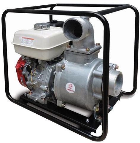 Мотопомпа для чистой воды Daishin SCR-100 HX (двигатель Honda GX240)