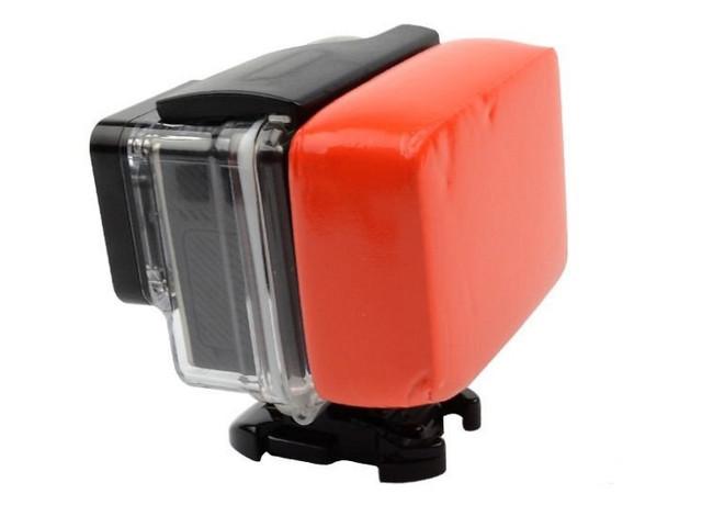 Поплавок на бокс для GoPro 3 4 5 6 7 Xiаomi Yi 4K Sjcam