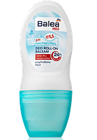 Дезодорант роликовый Balea Med pH-Hautneutral Deo Roll-on Balsam