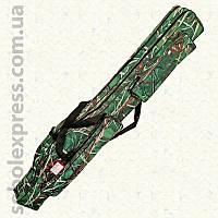 Чехол для спиннинговых удилищ с катушками 130 см, 97-22