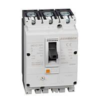 Автоматический выключатель А 80A 3P 36kA Schrack