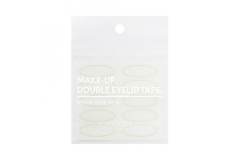 Наклейки для коррекции нависших век Missha Makeup Double Eyelid Tape