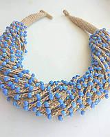 Плетене намисто, фото 1