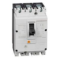 Автоматический выключатель А 100A 3P 36kA Schrack