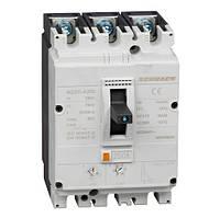 Автоматический выключатель А 250A 3P 36kA Schrack