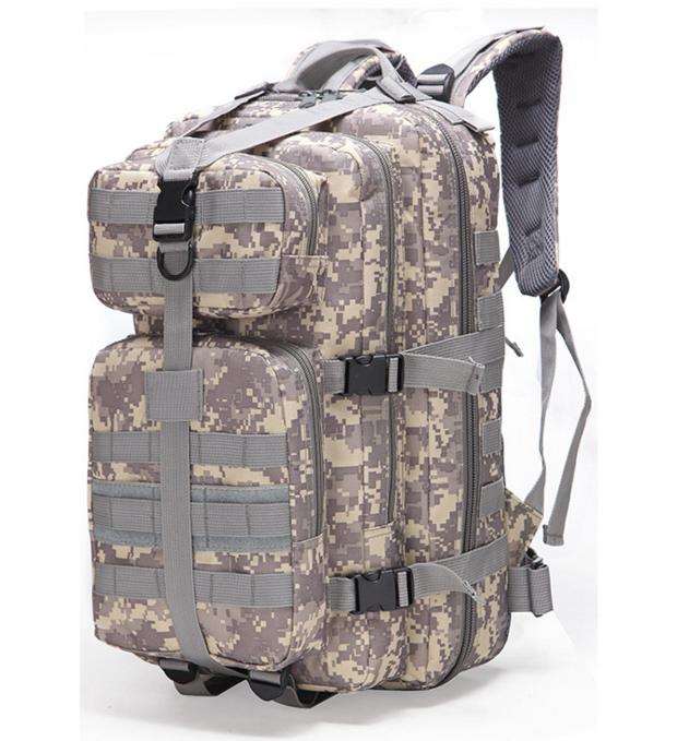Тактический, городской, штурмовой,военный рюкзак TacticBag на 30-35литров Пиксель