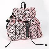 Стильний молодіжний рюкзак Bao Bao Issey Miyake, фото 2