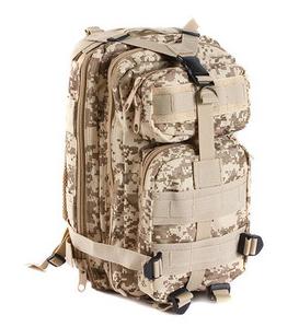 Тактический штурмовой военный городской рюкзак TacticBag на 20-25литров Светлый пиксель