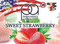 Sweet Strawberry ароматизатор TPA (Сладкая клубника)