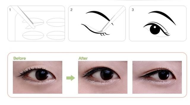 Missha Makeup Double Eyelid Tape
