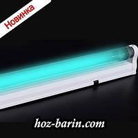 Лампа бактерицидная ультрафиолетовая для дезинфекции помещений мощность 6W